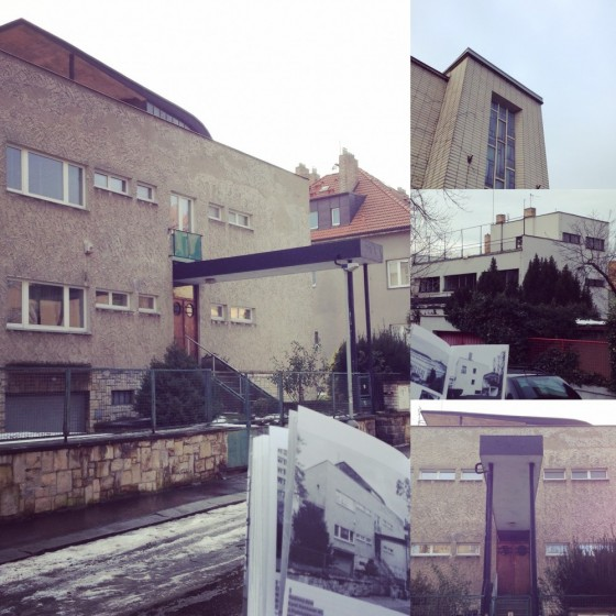 ARCH. – FUNCTIONALISM IN PODOLI, PRAGUE