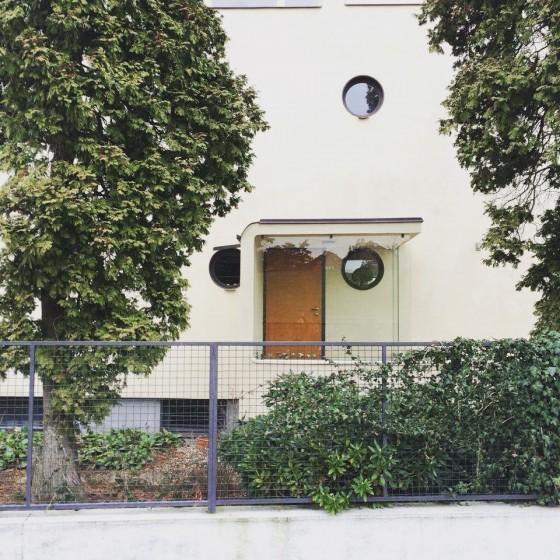 ARCH. – LIDA BAAROVA´S VILA, PRAGUE