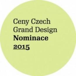 CZECH GRAND DESIGN 2015 – NOMINATION