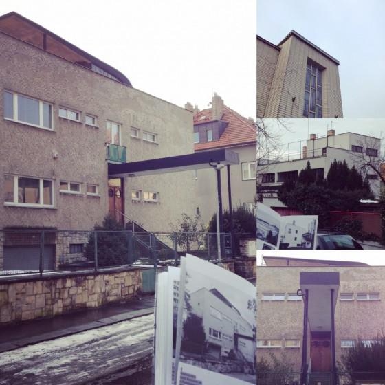 ARCH. – FUNCTIONALISM IN PODOLI, PRAGUE