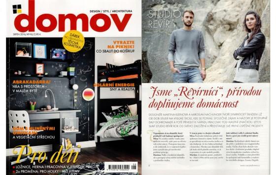 INTERVIEW IN DOMOV