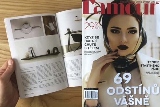 INTERVIEW IN L`AMOUR