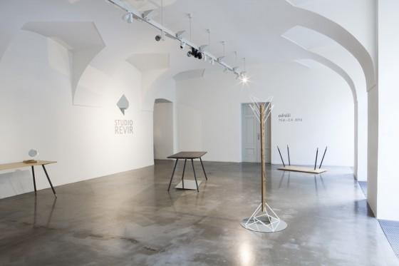 STUDIO REVÍR ODRÁŽÍ – exhibition in KVALITAR