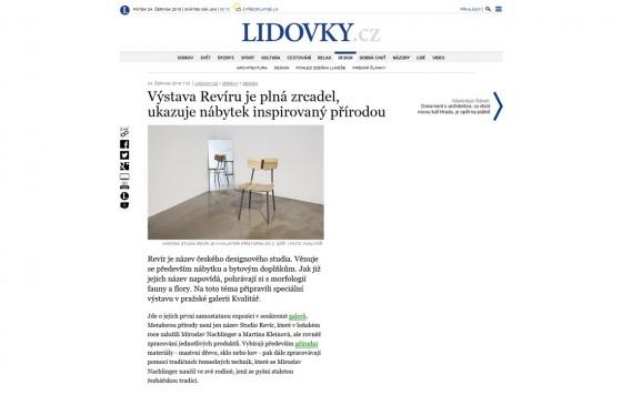 STUDIO REVÍR ODRÁŽÍ – lidovky.cz